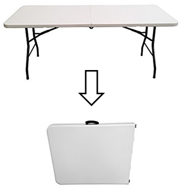 How To Choose The Best Folding Camping Table